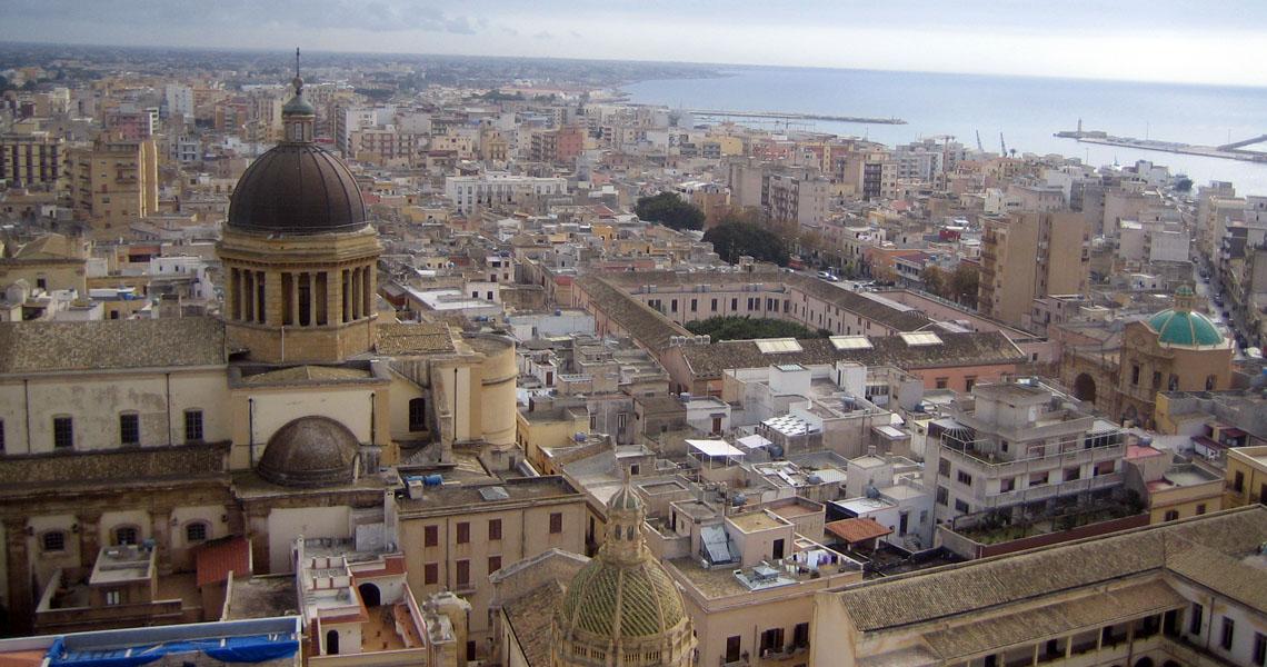 Marsala - Vista Panoramica