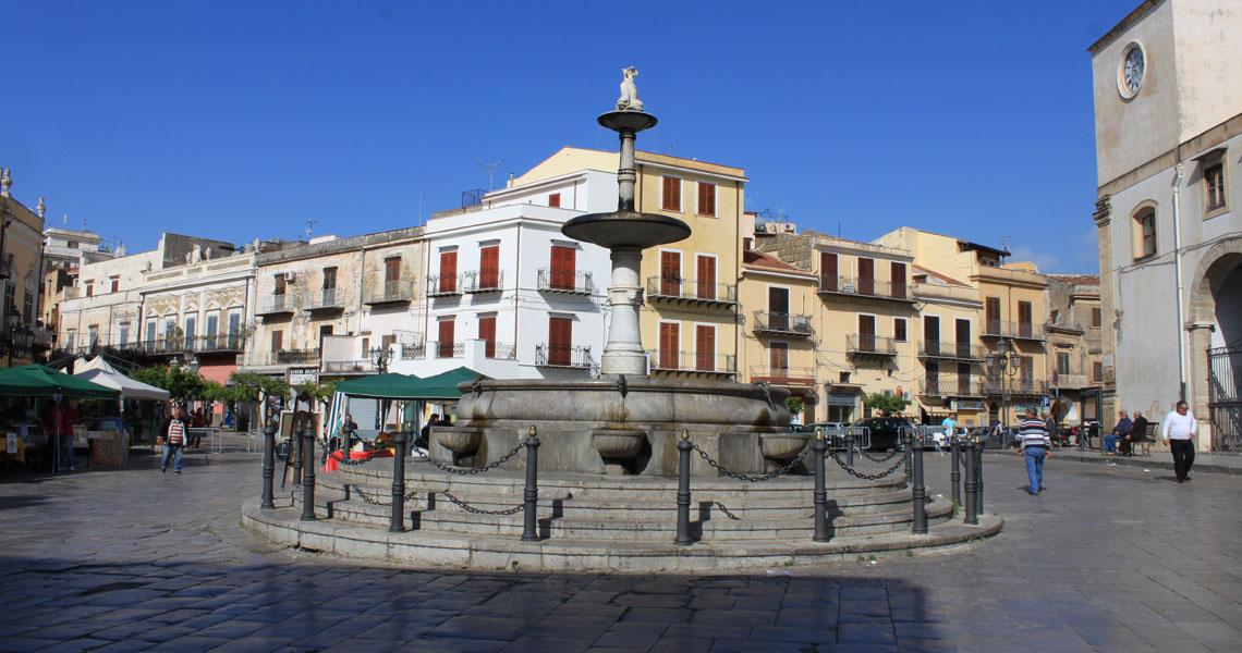 Piazza di Carini