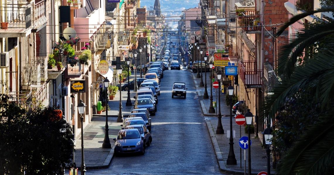 Belpasso - Via Principale