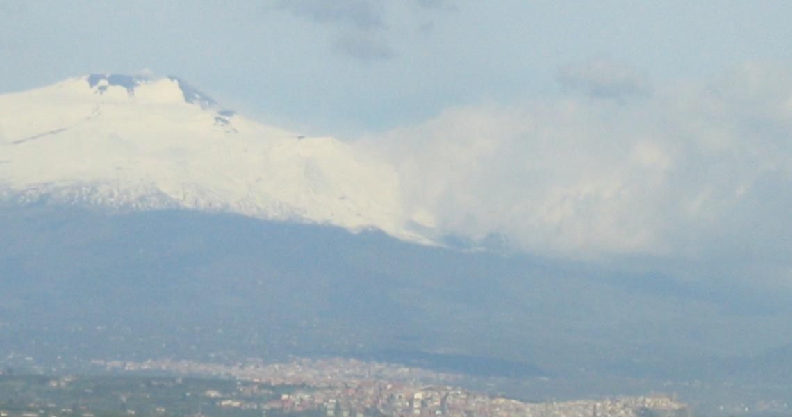Belpasso - Vista panoramica