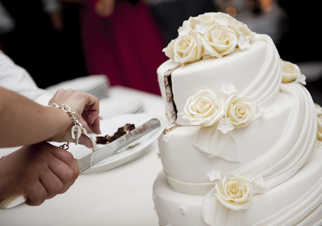 Rifiuta la torta nuziale a due donne for Cianografie a due piani