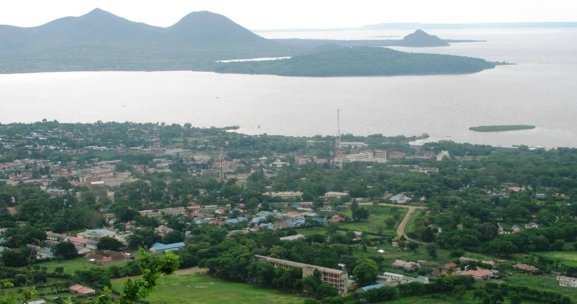 Homa Bay - overlook